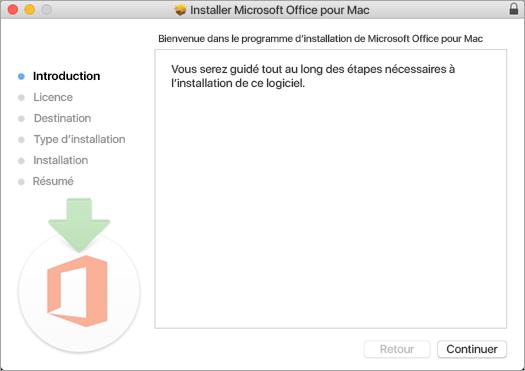 Comment installer le Pack Office sur Mac gratuitement ?