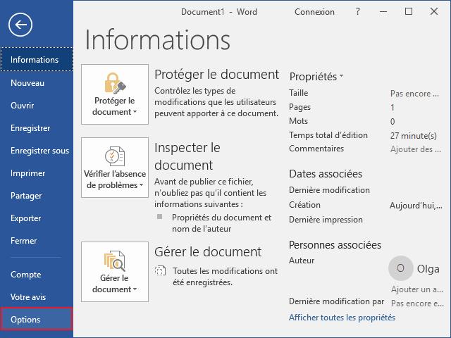 Comment mettre à niveau Microsoft Office 2016?