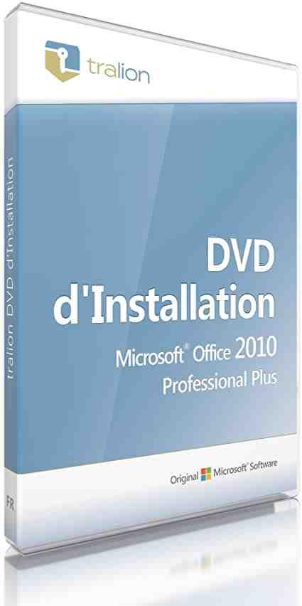 Comment mettre en français Microsoft Office 2010 ?