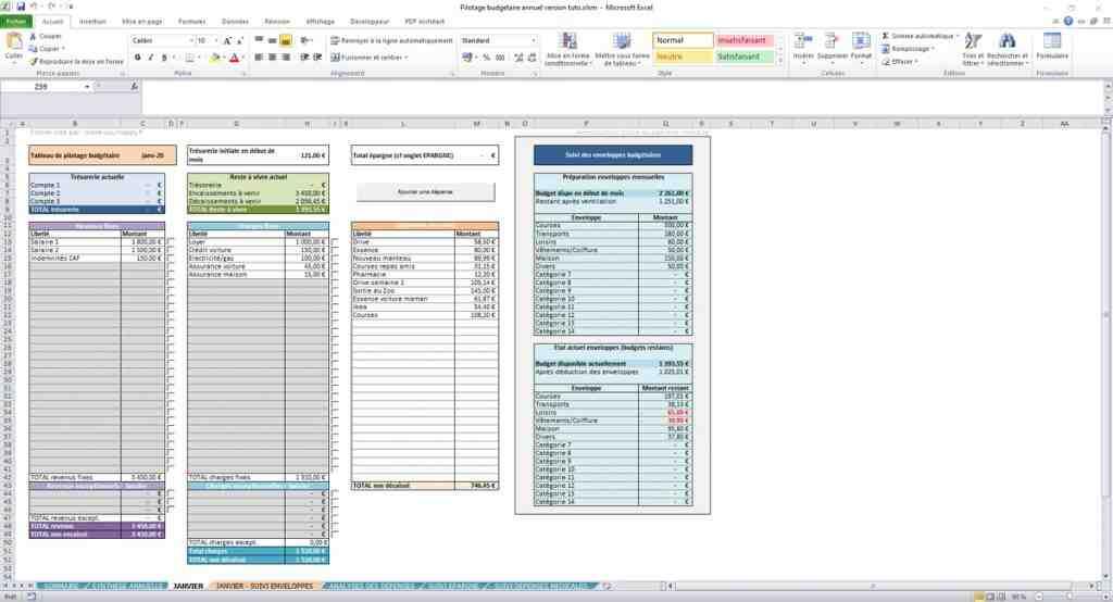 Comment nettoyer une feuille de calcul Excel?
