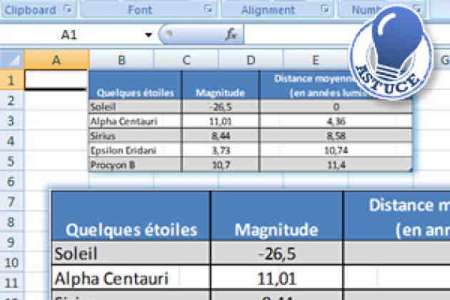 Comment référencer un autre fichier Excel?