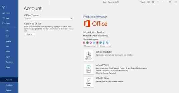 Est-ce que Microsoft Word est gratuit ?