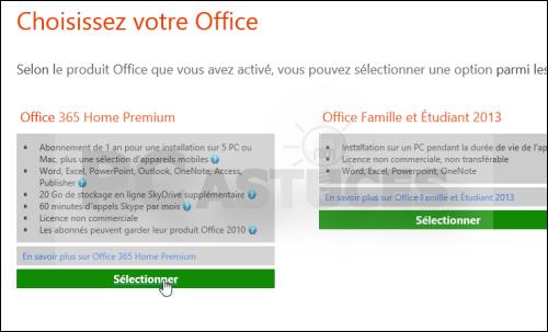 Comment activer Office 365 gratuitement ?