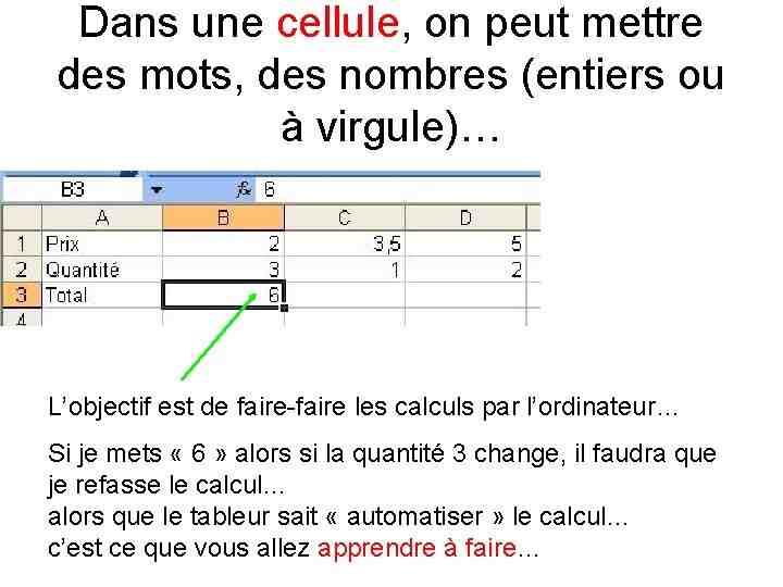 Comment ajouter une feuille de calcul ?