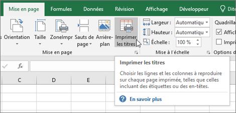 Comment copier des données d'une feuille Excel à une autre ?
