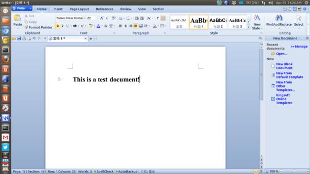 Comment faire du traitement de texte sur mon ordinateur ?