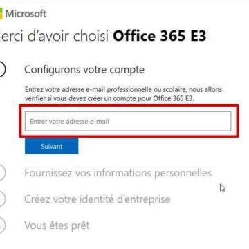 Comment obtenir Office 365 gratuitement ?