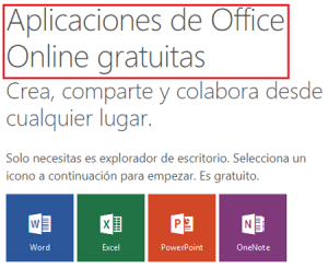 Comment obtenir gratuitement Microsoft Office ?