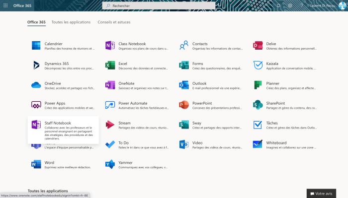 Comment obtenir gratuitement Microsoft Office pour les étudiants ?