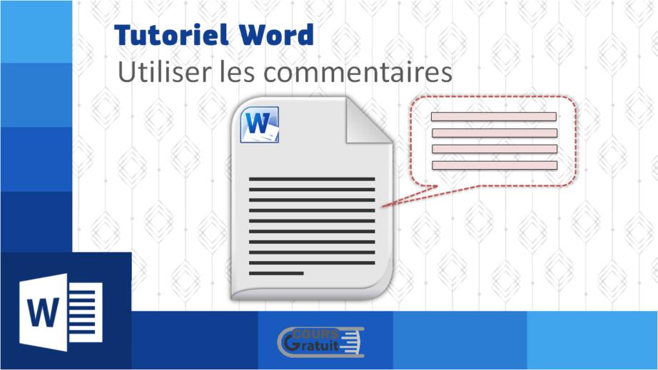 Comment saisir un texte sous le logiciel Word ?