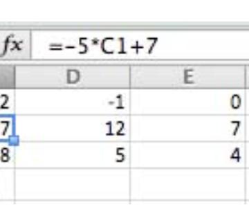 Comment utiliser un tableur pour les maths ?