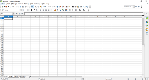 Quel logiciel gratuit remplace Excel ?